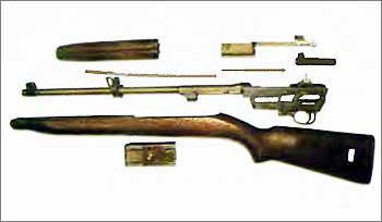 7,62-мм автоматический карабин M-1