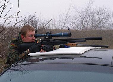 Преимущества винтовки с предварительной накачкой