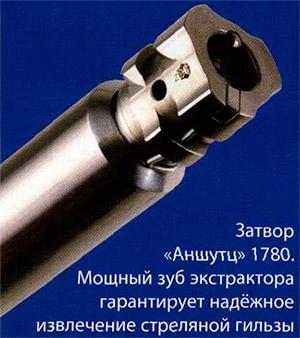 «Аншутц» 1780: крупная ставка
