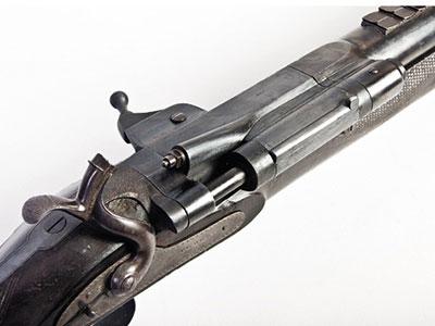 Метаморфоза ружья Снайдера