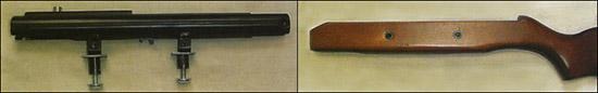 Крепление металла к ложе влияет на кучность и безопасность  пользования винтовкой. Если крепление ослабло, то во время выстрела  металл колеблется в ложе, и кучность может упасть.