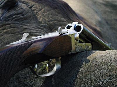 С оружием под патрон .577 еще и сегодня охотятся на крупных африканских животных