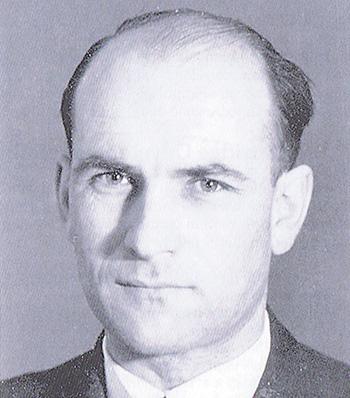 Людвиг Форгримлер (Ludwig Vorgrimler)— один из создателей схемы полусвободного затвора с роликовым замедлением