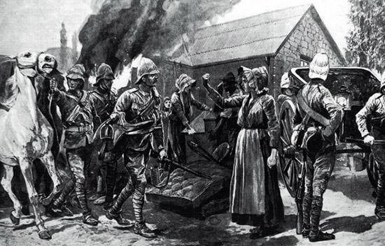Винтовка Мартини – Генри на службе Империи