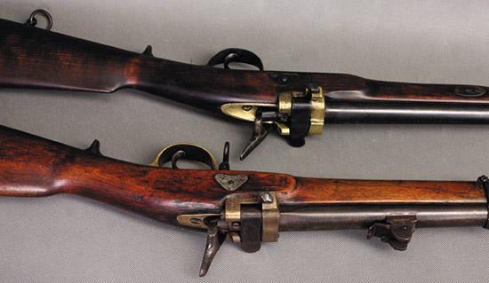 4,5 кг весит русская винтовка системы Крнка, немногим тяжелее АК-47 первых выпусков.