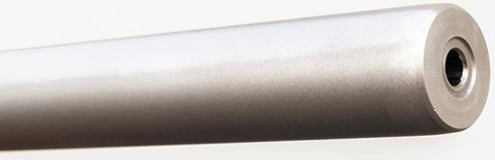 Матчевый вывешенный ствол позволяет поражать мишени с высокой точностью