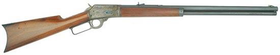 Винтовка Марлин М1894 под револьверный патрон .38-40