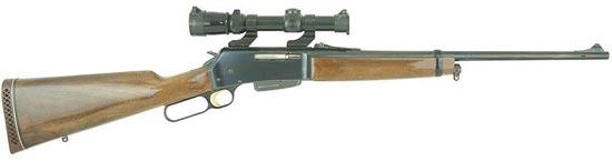 Винтовка Browning BLR-81