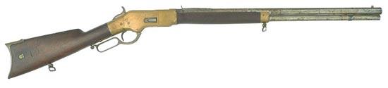 Винтовка Винчестер модели 1866 года