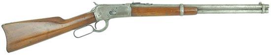 Карабин Винчестер М1892 под револьверный патрон калибра .44-40