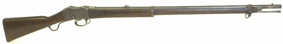 Британская однозарядная винтовка Мартини-Генри