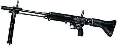 7,92-мм автоматическая винтовка FG.42 тип G