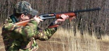 Стоя без упора – основополагающая техника стрельбы из винтовки