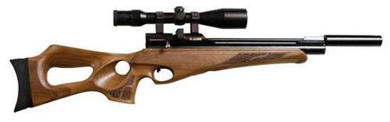 Английская классика для изящной охоты: Falcon Carbine WP