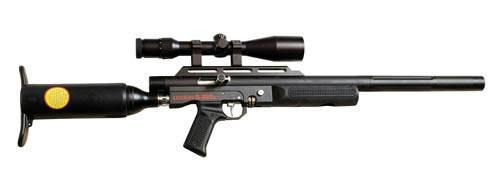 Hi-Tech оружие в стиле «милитари»: Logun S-16
