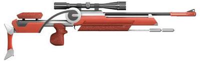 Нам бы хотелось иметь в своей коллекции такую винтовку