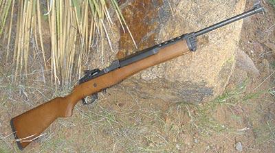 В новом исполнении Мини-14 преобразилась. Теперь это охотничья винтовка в калибре .223, надёжная, точная и прочная, как гранит.