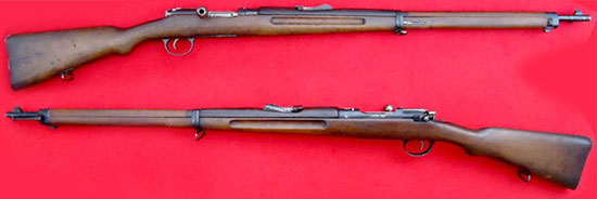 Винтовка Mannlicher-Schoenauer M1903/14