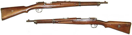 Карабин Mannlicher-Schoenauer M1903/14