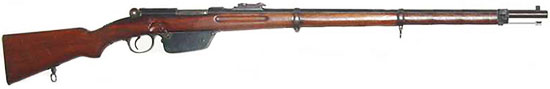 Steyr Mannlicher M1885