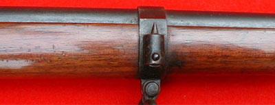 Вид на боковую мушку Steyr Mannlicher M1886