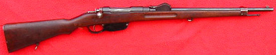 Steyr Mannlicher M1890 Navy Short Rifle