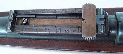 Прицел Mauser 1889