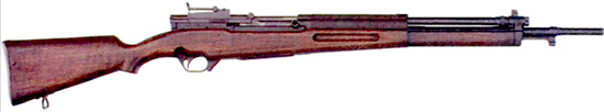 SLEM - прототип SAFN-49 образца 1943 года