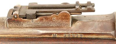 Прицел Chassepot Mle 1866