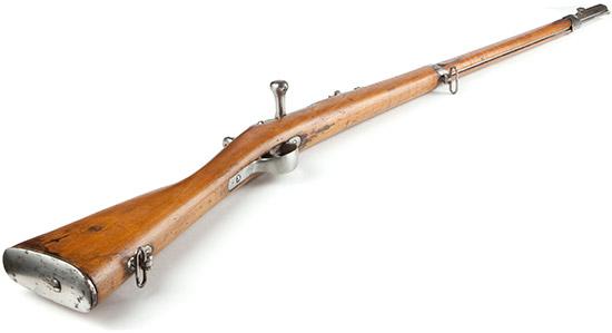 Chassepot Mle 1866