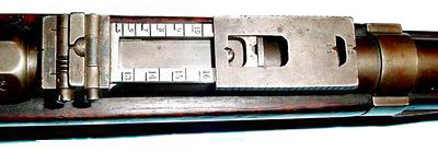 Прицел Mauser M 1871