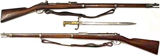 Infanteriegewehr М 71 (Mauser M 1871)