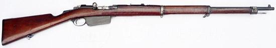 Djurich Mauser М 80/07