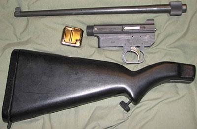 Основные компоненты AR-5