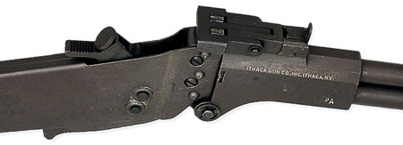 Элементы управления Rifle-shotgun survival M6
