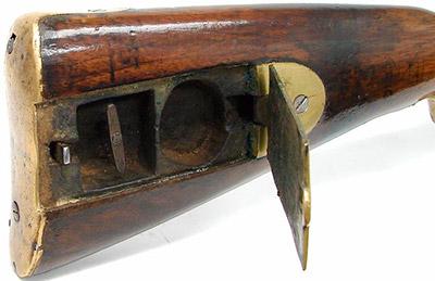 Пенал приклада Brunswick rifle