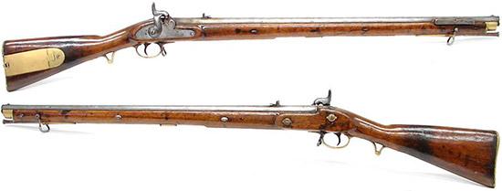 Brunswick rifle образца 1841 года