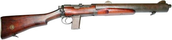 De Lisle Commando Carbine Prototype - модель выпущенная заводом Ford Dagenham