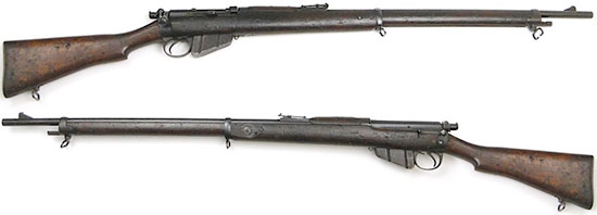 Rifle Magazine Lee-Metford Mark II* (MLM Mk II*)