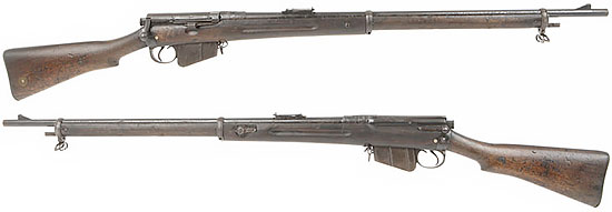 Rifle Magazine Lee-Metford Mark I* (MLM Mk I*)