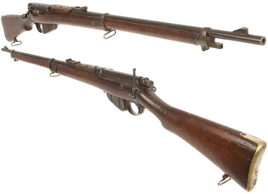 Magazine Lee-Enfield Мк I (MLE Mk I)