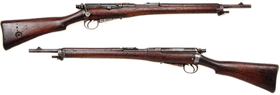 Carbine, Magazine Lee-Enfield Mark I (LEC Mk I)