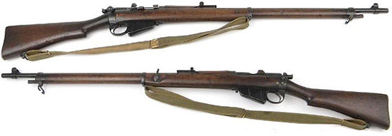 Charger-Loading Lee-Enfield Mark I (CLLE Mk I)