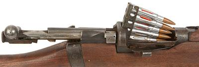 SMLE Mk III при заряжании