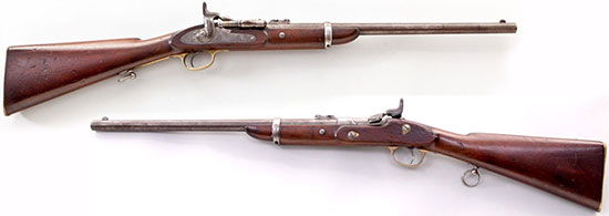 Кавалерийский карабин Snider-Enfield Cavalry Carbine
