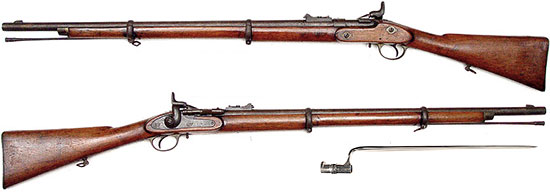 Snider-Enfield Mk II* Long Rifle